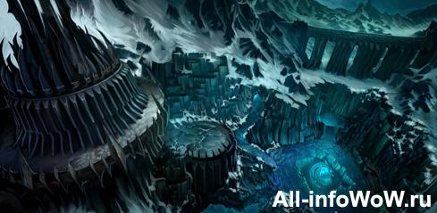 Поиск подземелий