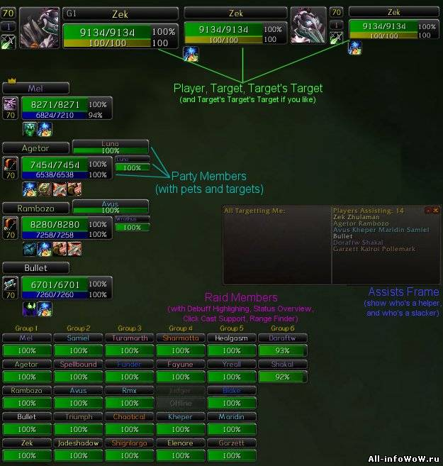 Wow Private Server 3.3.o, WotLK 3.2.2a, 2.4.3 Private world …