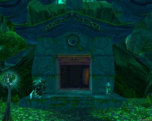 Туннели в Лунной поляне