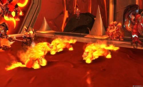 Fandral's Flamescyth