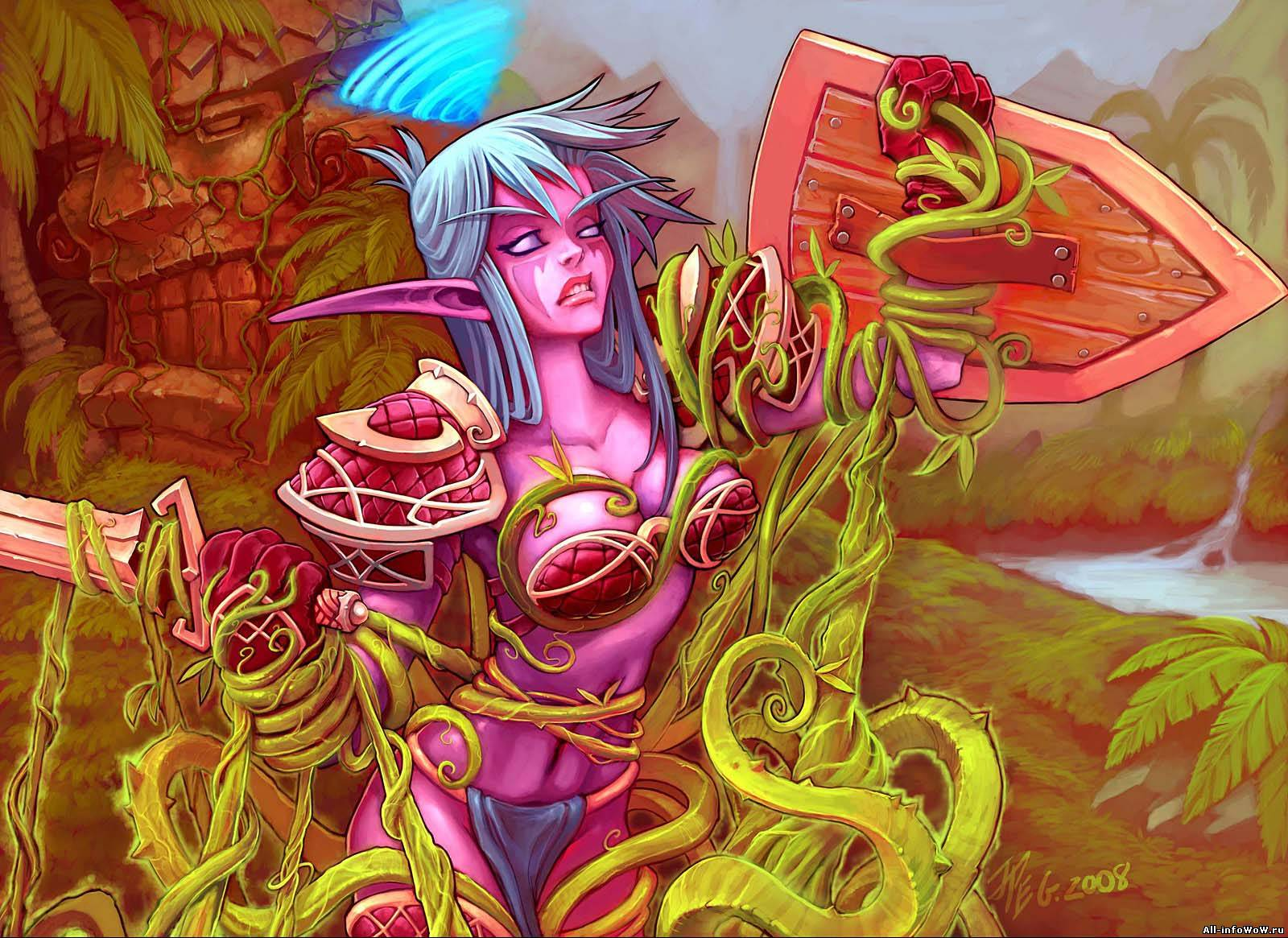 Night elf fuck tentacle sexy images