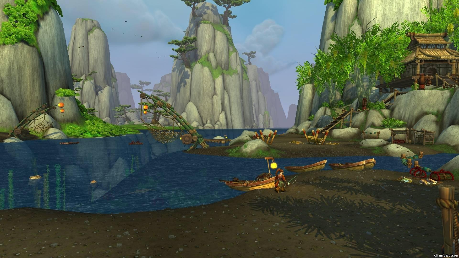нефритовый лес рыбалка