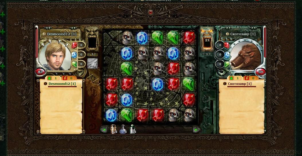 MMORPG онлайн техномагия