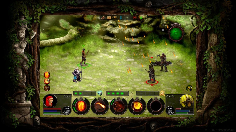 играть в браузерные MMORPG