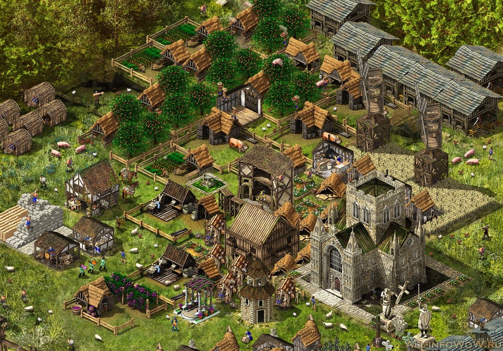 Stronghold Kingdoms играть