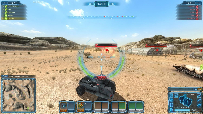 Играть в Metal War Online