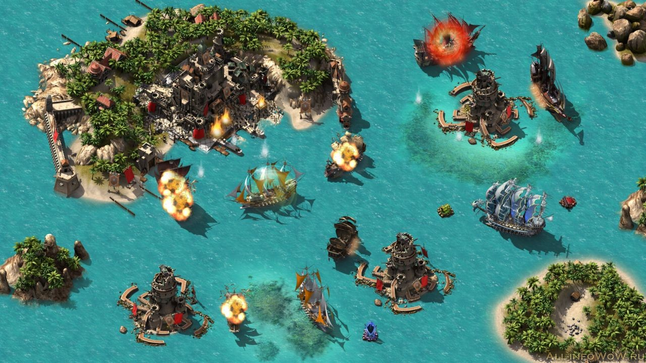 Pirate Storm рейтинг mmorpg