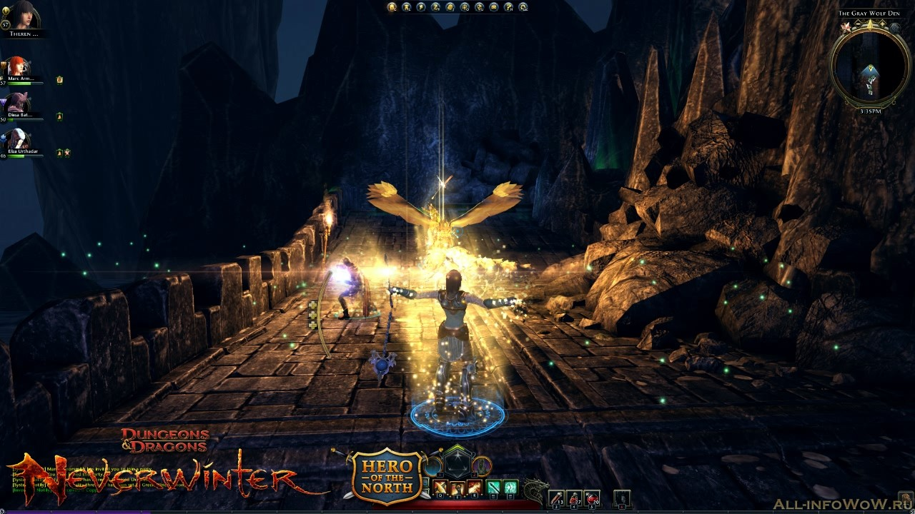 Neverwinter играть