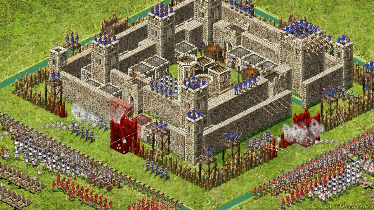 Играть в Stronghold Kingdoms