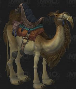 Верблюд в Катаклизме