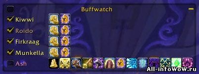 Buffwatch++