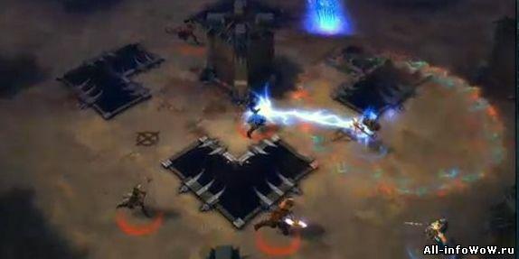 Diablo III пвп арены