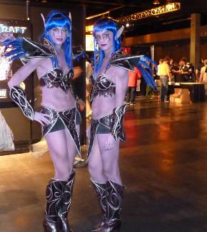 Близзкон 2010 костюмы