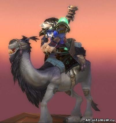 Серый верблюд