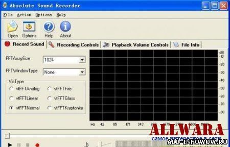 Absolute Sound Recorder v3.5.6.