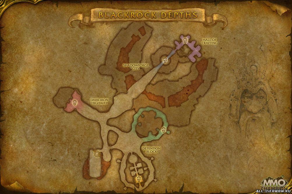 Карты ВоВ