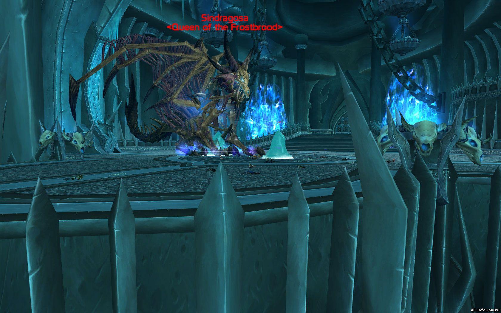 Тактика Синдрагоса в World oF Warcraft