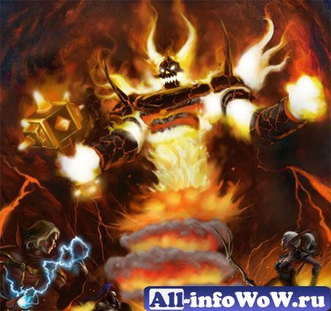 10 рыцарей смерти против «хардмодного» Рагнароса