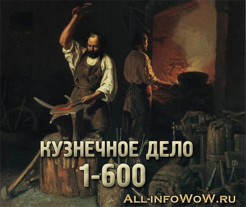 Кузнечное дело 1-600