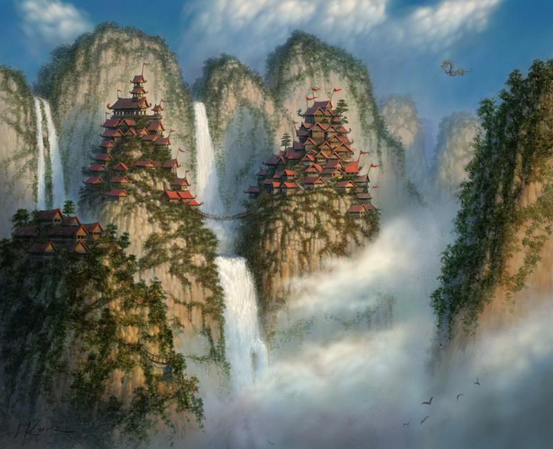 Нефритовый лес