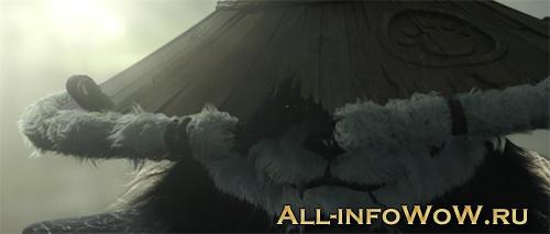 Трейлер Mists of Pandaria