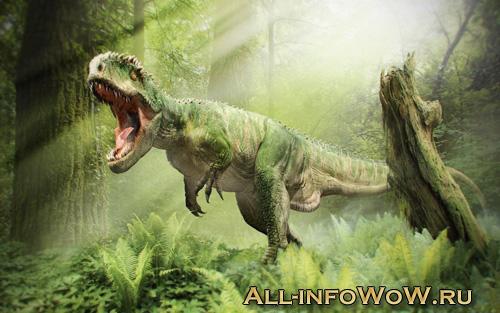 WoW 5.2 динозавры