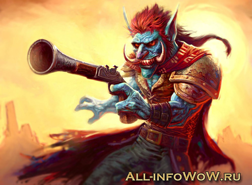 Deathmatch в World of Warcraft