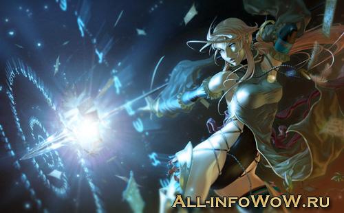 Классы World of Warcraft