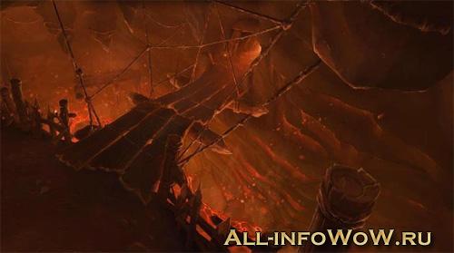 Шлаковые шахты Кровавого Молота