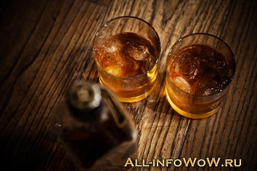 Выпивка — прежде всего