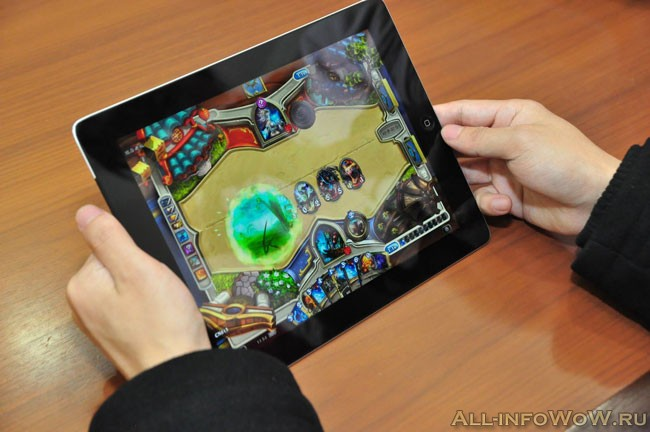 игра hearthstone на андроид