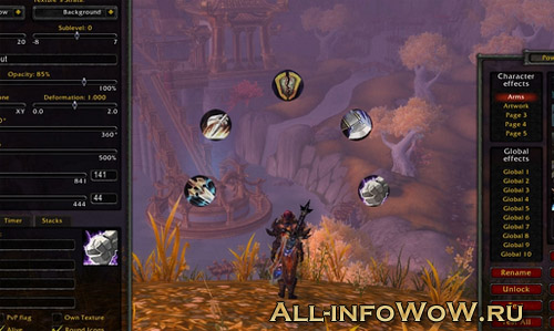 Power Auras Classic v4 WoW