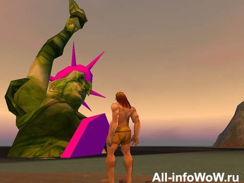 Статуя свободы ВоВ