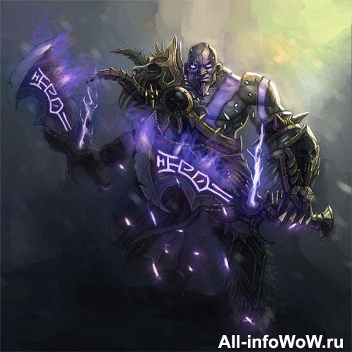 Рыцарь смерти ВоВ