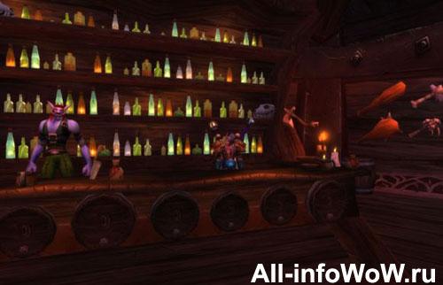 ВоВ бармен