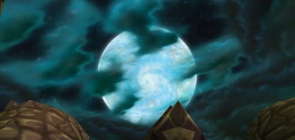 Многомерность Космоса Warcraft