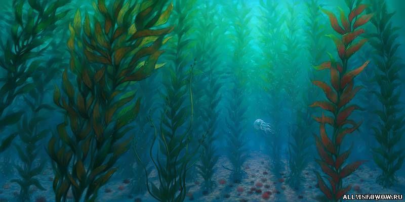 Вайш'ир: Виживание в глубинах